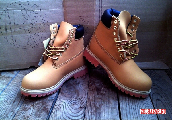 Timberland 6 inch Waterproof Boot ботинки оптом