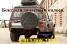 Бокс (чехол,  колпак)  универсальный для запасного колеса автомобиля.